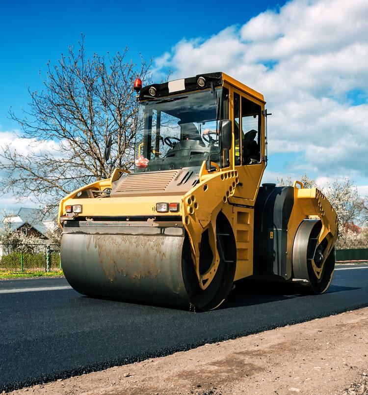 paving equipment